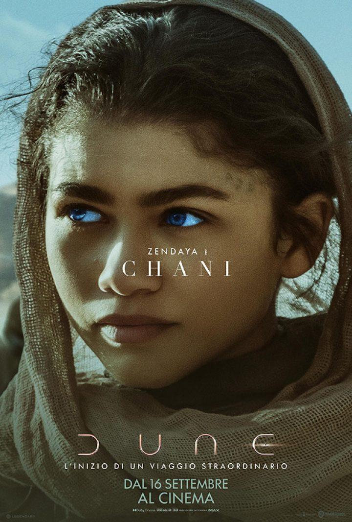 Dune dal 16 settembre al cinema