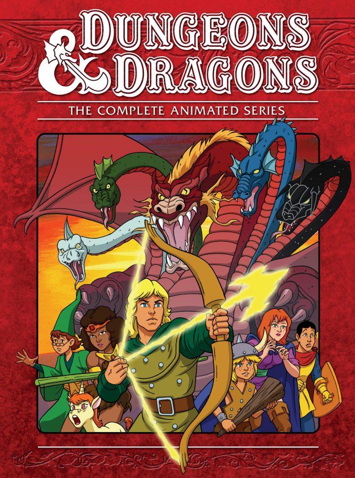 La serie animata di Dungeons & Dragons