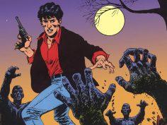 La serie Tv di Dylan Dog: James Wan e Atomic Monster con Bonelli
