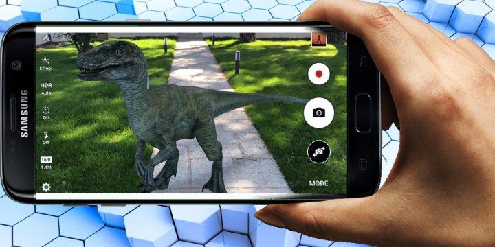 Google porta Jurassic World nella vita reale!