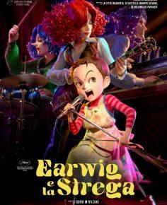 Earwig e La Strega, il ritorno al cinema di Studio Ghibli