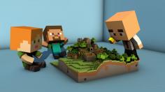 Educazione Civica con Minecraft!