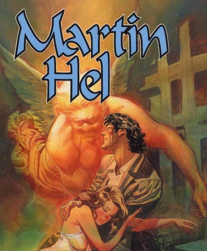 Martin Hel di Robin Wood