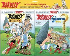 La collezione completa delle avventure di ASTERIX dal 13 maggio in edicola