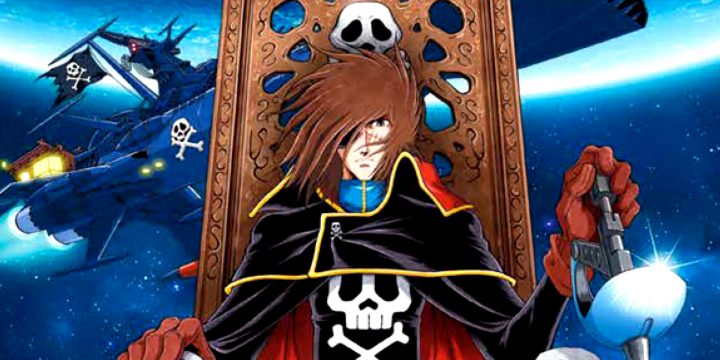 Capitan Harlock made in France