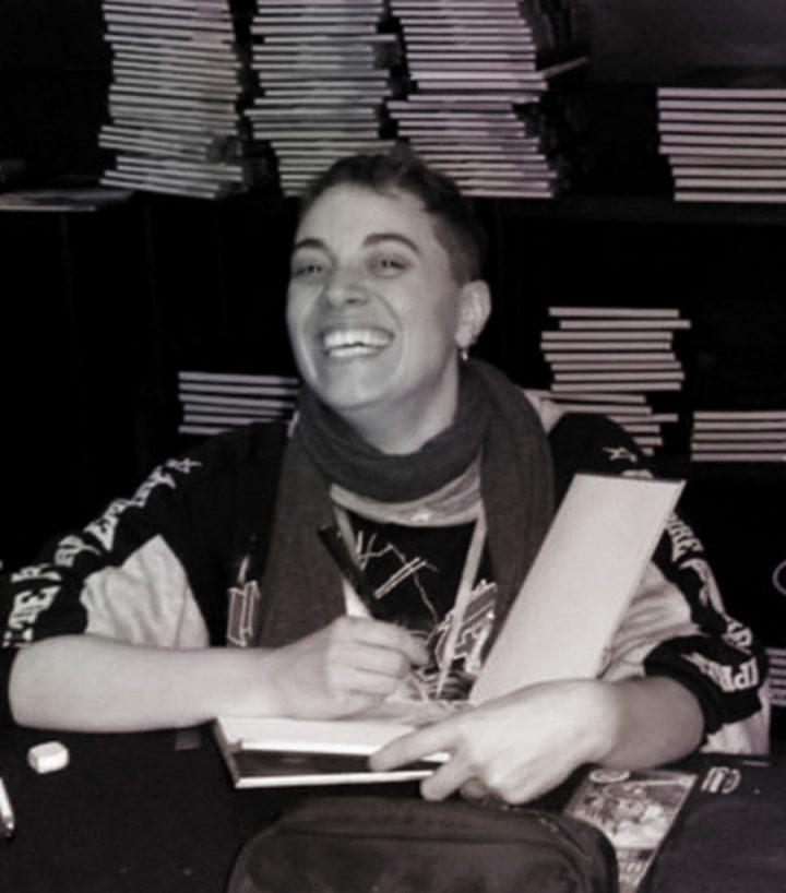 """Conosciamo Laura Spianelli autrice del fumetto """"Stirpe di pesce"""""""