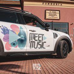 MINI è partner di MEET MUSIC