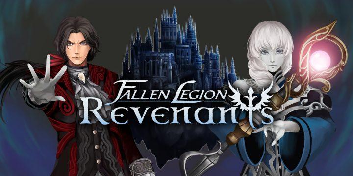 Fallen Legion Revenants per Play4 e Switch