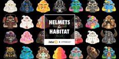Fallout 76 e Hypebeastpresentano Helmets for Habitat