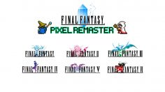 Final Fantasy Pixel Remaster su mobile