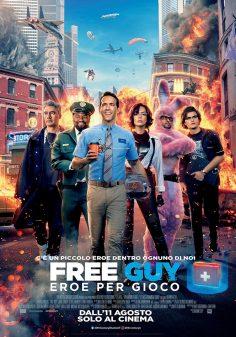 Free Guy – Eroe per Gioco: i nuovi poster