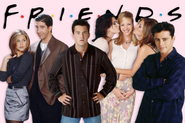 Annunciata la data di uscita di Friends, la reunion!
