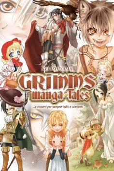 Grimm Manga Tales: le fiabe secondo Kei Ishiyama