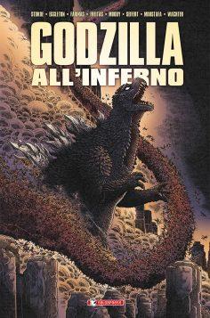 Godzilla all'inferno di James Stokoe e Bob Eggleton