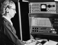 La bibbia dei computer di Grace Hopper