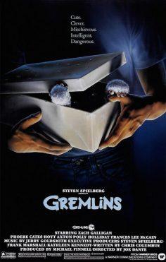 Gremlins: piccoli… pelosi… ma quando si trasformano…