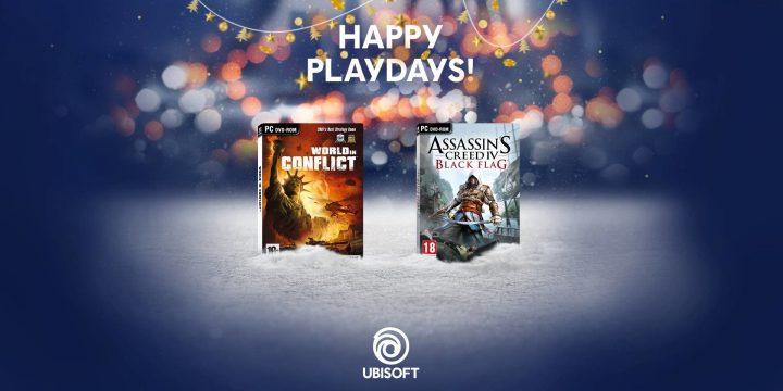 Natale in casa Ubisoft