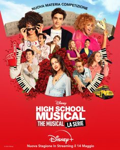 High School Musical: The Musical: II serie: Il trailer e la key art