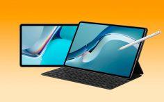 Huawei MatePad 11 e MatePad Pro