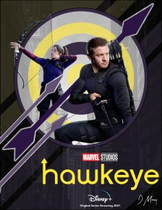 Hawkeye: in Streaming dal 24 Novembre