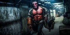 Hellboy al cinema dall'11 Aprile!