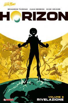 RIVELAZIONE: l'ultimo volume di HORIZON