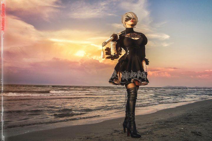 Eleonora Scarlett: Gamer Girl, Nerd e Modella