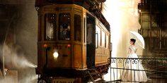 Raduno steampunk  sul tram storico
