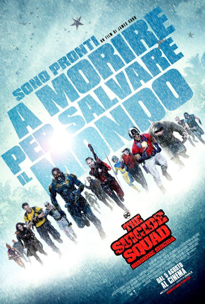 The Suicide Squad – Missione Suicida: il nuovo poster