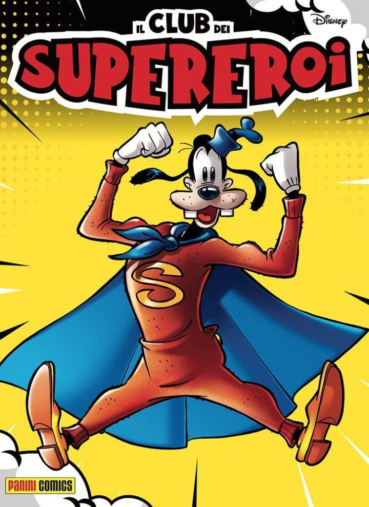 Panini Comics presenta: Il club dei Supereroi