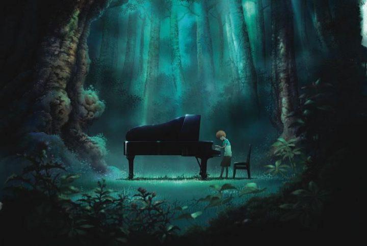 Il piano nella foresta(Piano no Mori)