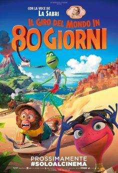 Il giro del mondo in 80 giorni – Prossimamente al cinema