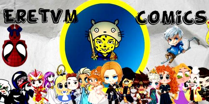 Eretvm Comics 2015