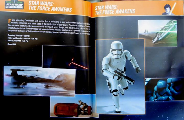 Spoiler: Star Wars The Force awakens