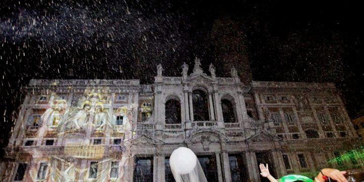 La leggenda di Santa Maria della Neve