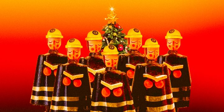 La La La La Lalla – Coro dei Pompieri Christmas Version