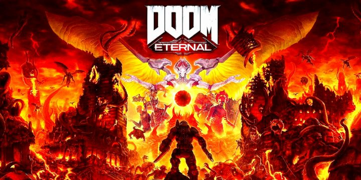 Doom Eternal per Nintendo Switch