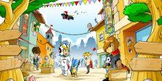 Cartoon Village 2015