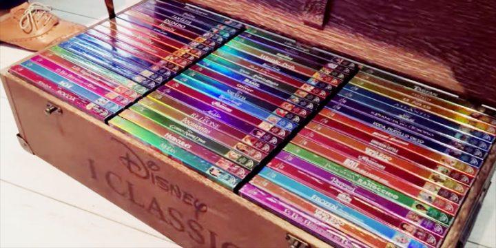 Il forziere delle Favole Disney