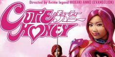 Cutie Honey di Hideaki Anno