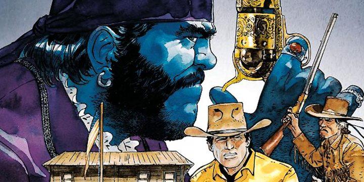 """""""Tex. L'uomo dalle pistole d'oro"""""""