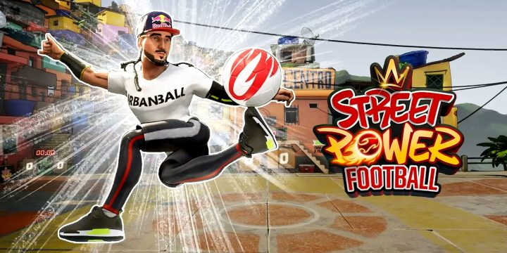 Tante novità per Street Power Football