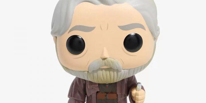 Luke ha con sé un ricordo del padre?