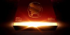Galaxy S6 Edge Limited Iron Man Age of Ultron