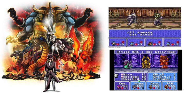 La saga di Final Fantasy Legend