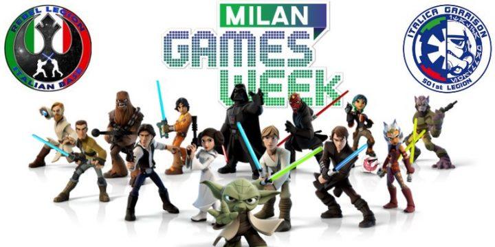 Star Wars al Games Week