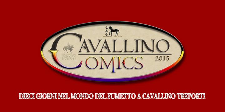 Cavallino Comics 2015: Contest