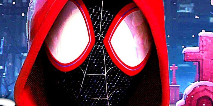Il teaser di Spider-Man: Into the Spider-Verse