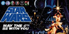 Star Wars Day 2017: May the Fourth be with You