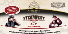 Steampunk @ Cinecittà World